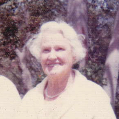Edna May White