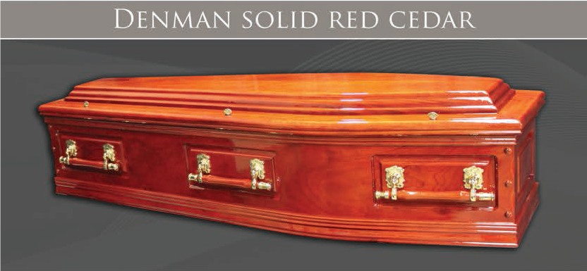 Denman Solid Red Cedar
