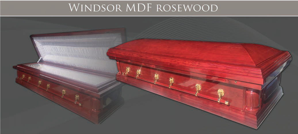 Windsor MDF Rosewood