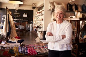 capital gains tax concessions Senior Female Business Owner