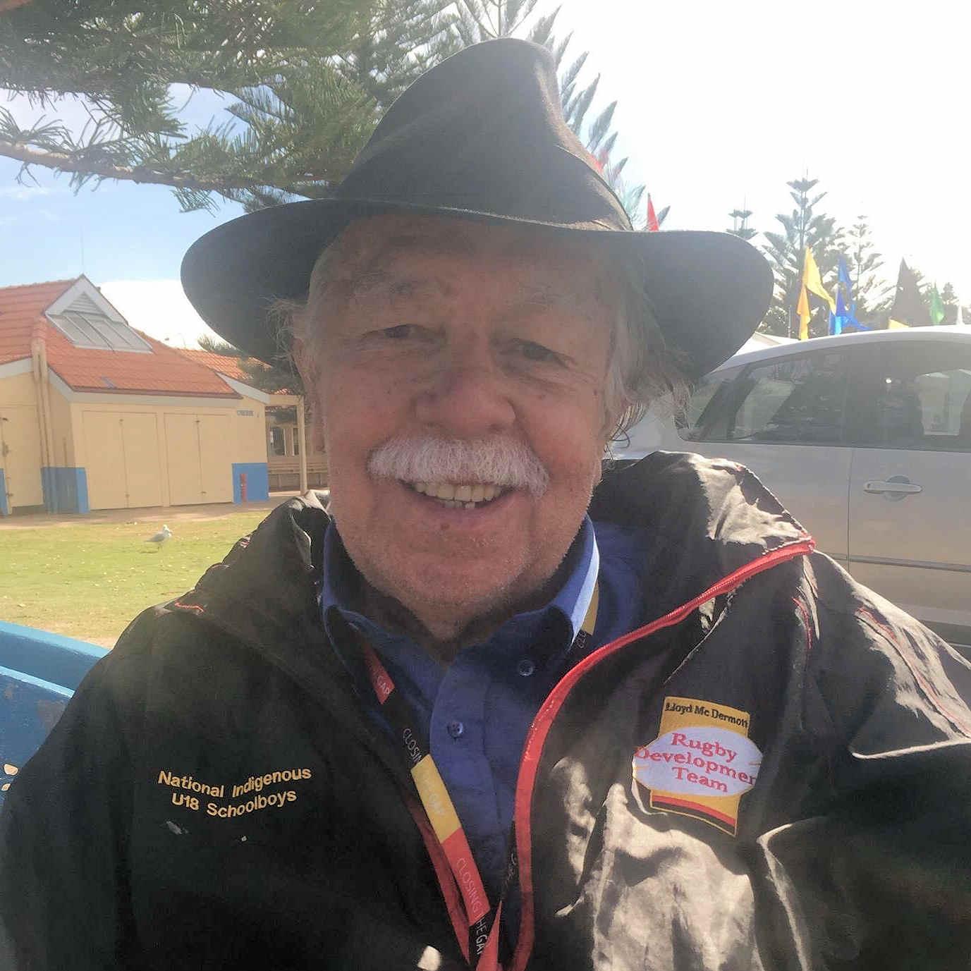 Lloyd Clive McDermott Mullenjaiwakka