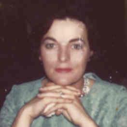 Ruth Maureen Anne Toohey